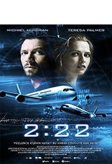 2:22 Premonición (2017) BDRip 1080p Latino AC3 5.1 / ingles DTS 5.1