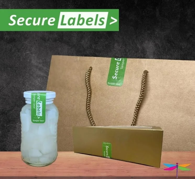 Keeping your food products safe from tampering is a must during this Covid-19 pandemic
