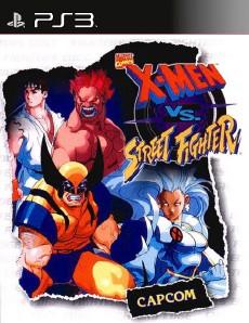 X Men Vs Street Fighter PS3