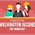 ما هو Washington Accord للمهندسين ؟