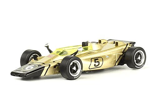 Lotus 56B 1971 Emerson Fitipaldi 1:43 Formula 1 the car collection salvat