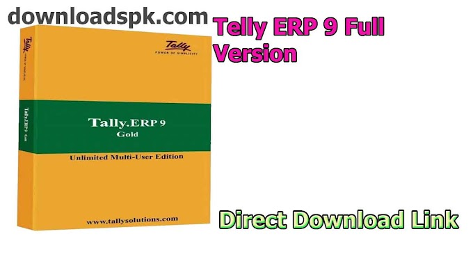 Tally ERP 9 Full Version 2021 Free Download