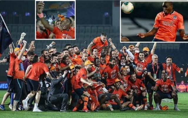 Istanbul Basaksehir, Klub Presiden Erdogan, Juarai Liga Super Turki Kali Pertama