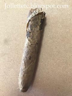 Cigar of Orvin Davis no later than 1963 https://jollettetc.blogspot.com