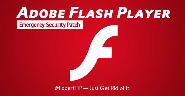 Patch now! Adobe releases Emergency Security Updates for Flash Player