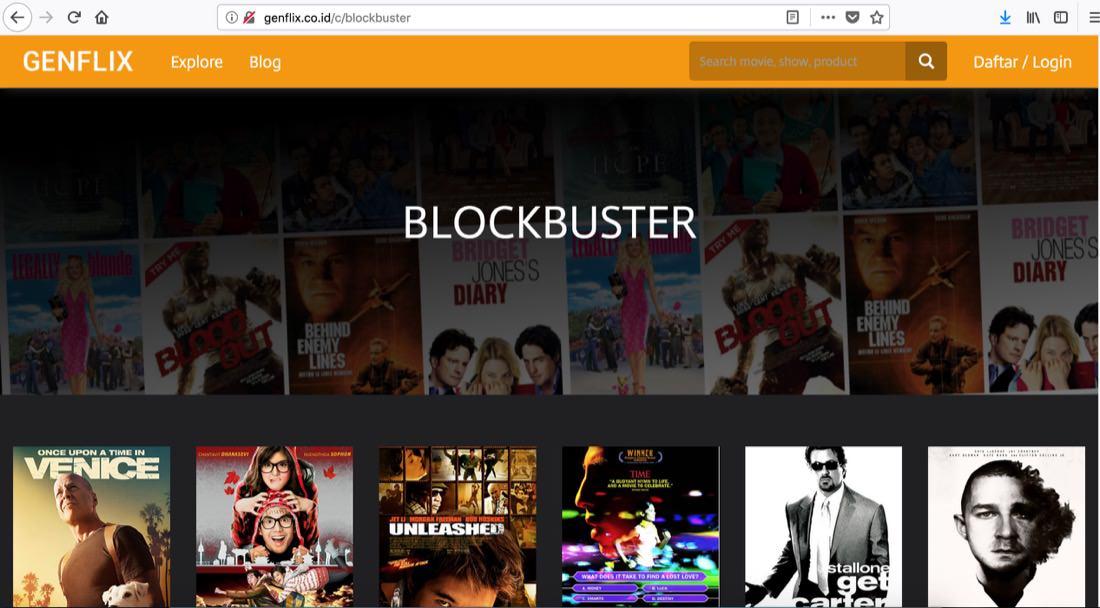 Ini Daftar Layanan Streaming Legal Di Indonesia Dan Harganya