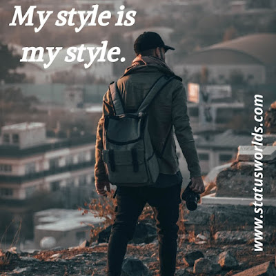 Style Status, Caption, And Quotes