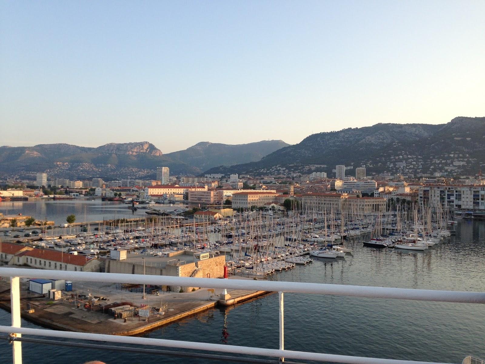 Francja prom na Korsykę