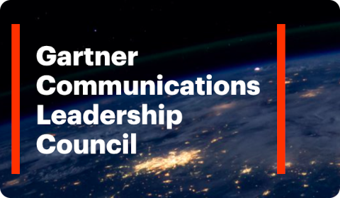 Gartner Communications Leadership Council