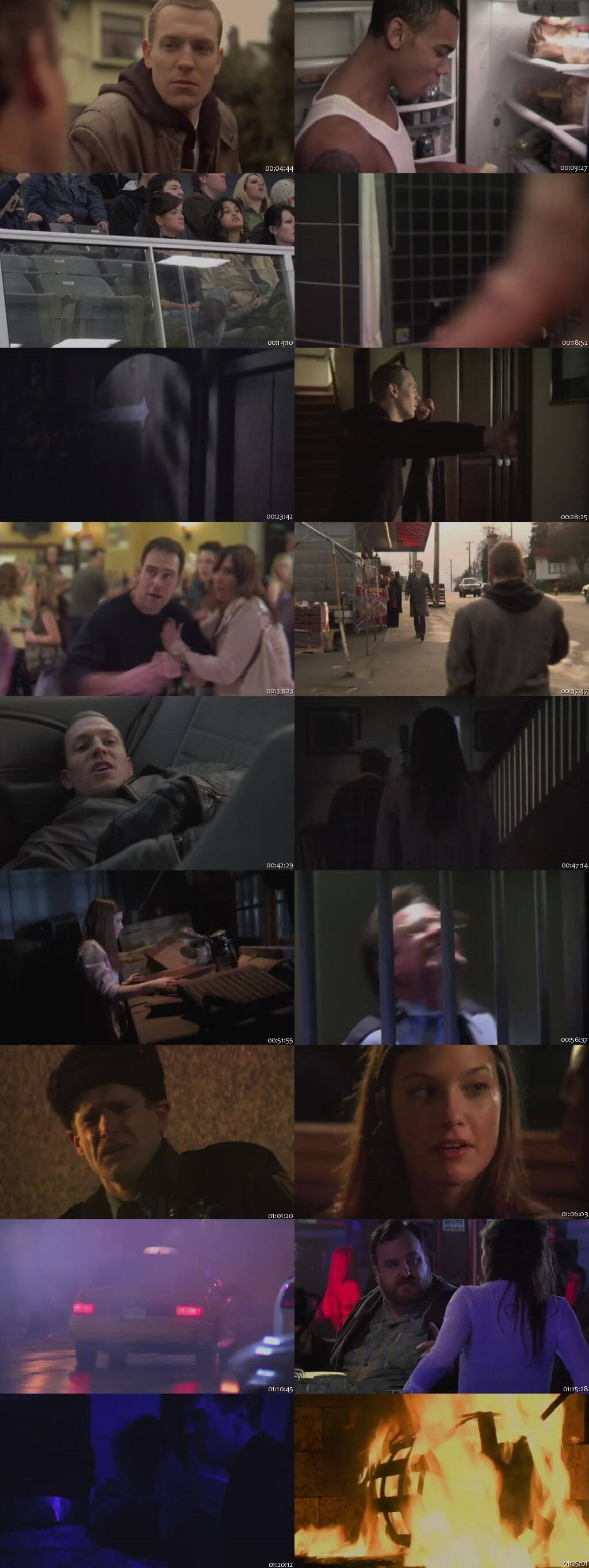Screen Shot Of Scourge 2008 In Hindi English Dual Audio Bluray