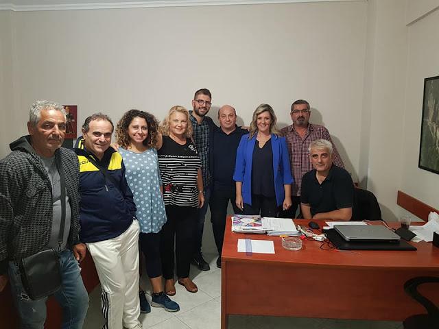 Νέο Δ.Σ. στο Σ.Πο.Σ. Θεσσαλονίκης της ΠΟΕ