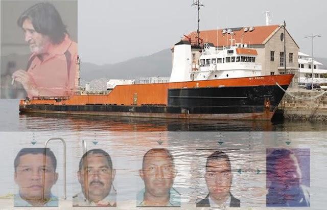 Detienen en Colombia a banda de lancheros encargada del envío de varias toneladas de cocaína a España
