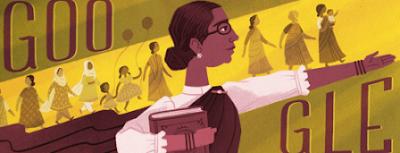Muthulakshmi Reddi: Google Doodle Celebrates 133rd birthday of India's first legislator