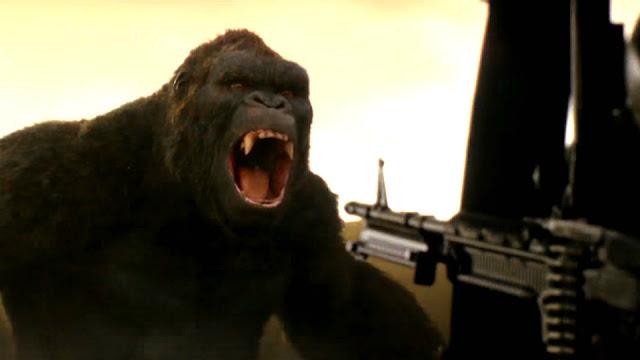 Análise Kong: A Ilha da Caveira