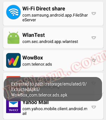 How To Extract APK File From Android Phone