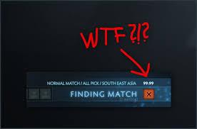Finding Match tidak ketemu – ketemu