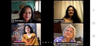 Art Bytes - Sparking Conversations Around Art An ALL Bangalore Fine Arts Chapter initiative