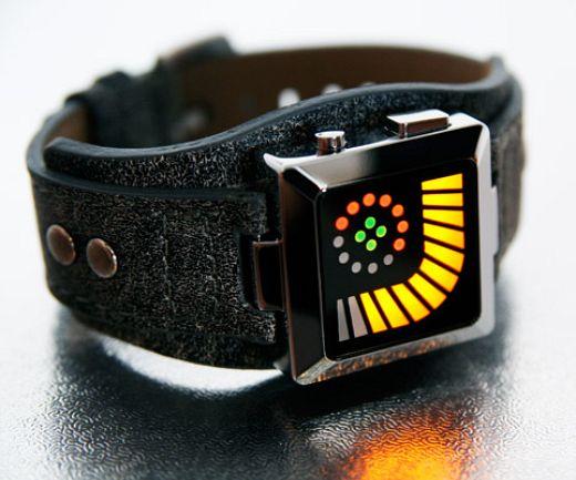 19633d56b67f ... el séptimo es un reloj inspirado en la última entrega de Tron