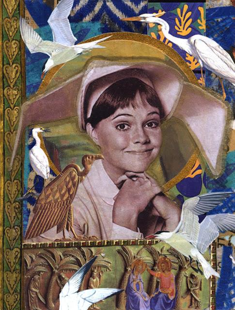 Collage -- TV Saint -- Flying Nun