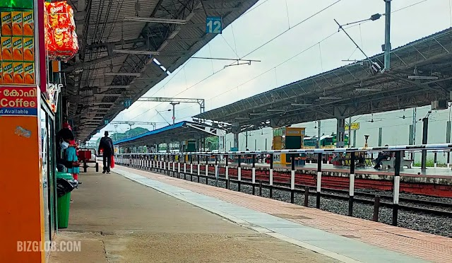 Kollam Railway Station: Free Stock Images, Photos