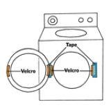Come-Clean Washing Machine - Step 6