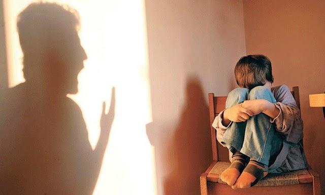 6 Dampak Negatif Bagi Psikis Anak yang Sering Dimarahi