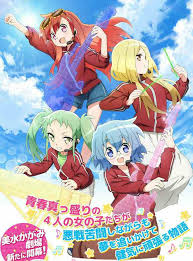 anime slice of life komedi terbaik