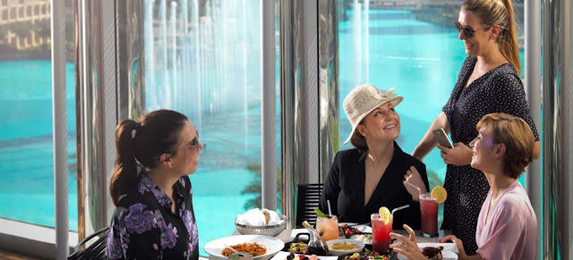 Get 30% off on Burj club spa treatment.