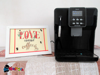 Macchina del caffè Cecotec Cumbia Power Matic-ccino 6000