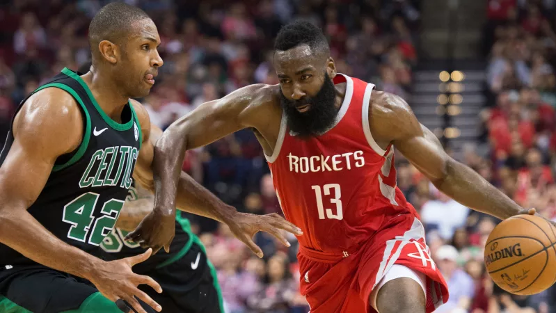 Houston on verge of ousting champion Warriors out West