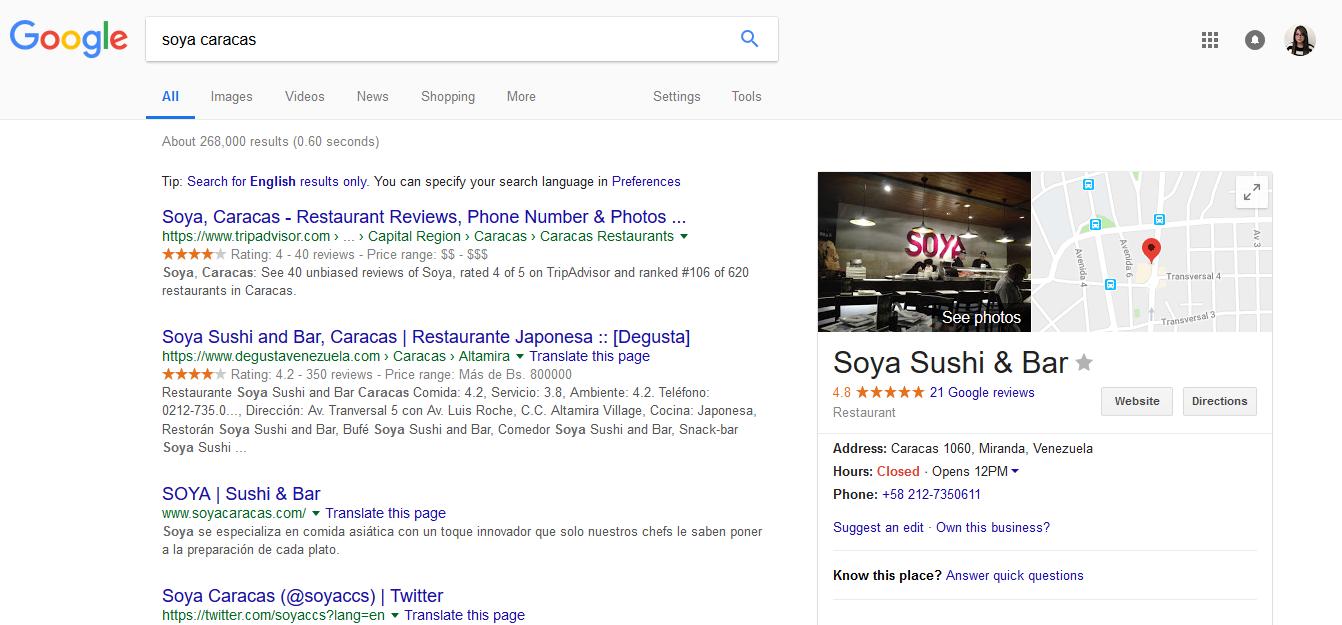 Cómo hacer un enlace directo a tus reseñas de Google My Business para enviar a tus clientes