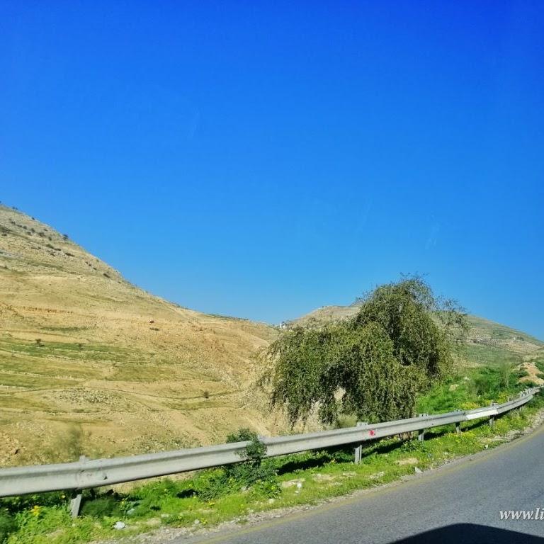 Berziarah ke Makam Nabi Syuaib di Wadi Syuaib Yordania