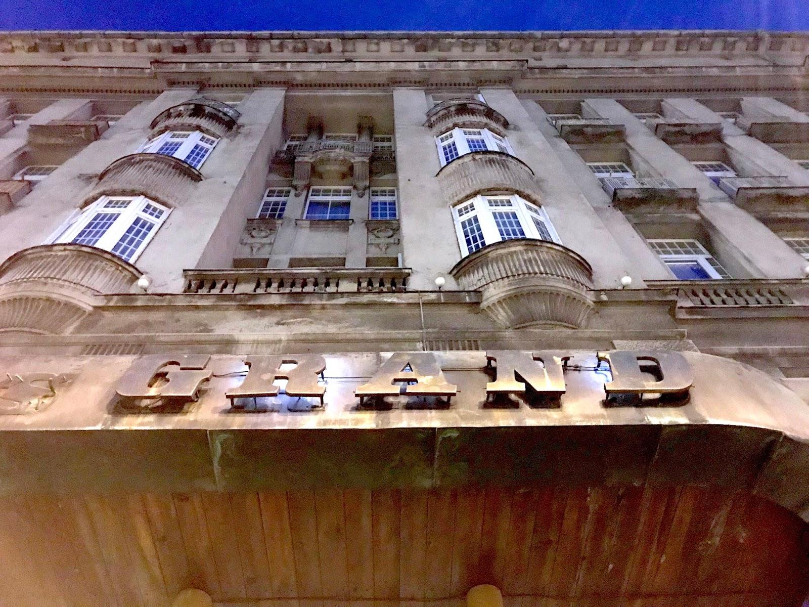 Łódź | Piotrkowska co zobaczyć Grand Hotel