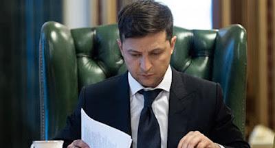 На сайті Верховної Ради з'явилися законопроекти Зеленського