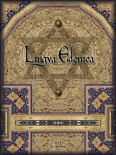 Lingua Edenica Cover