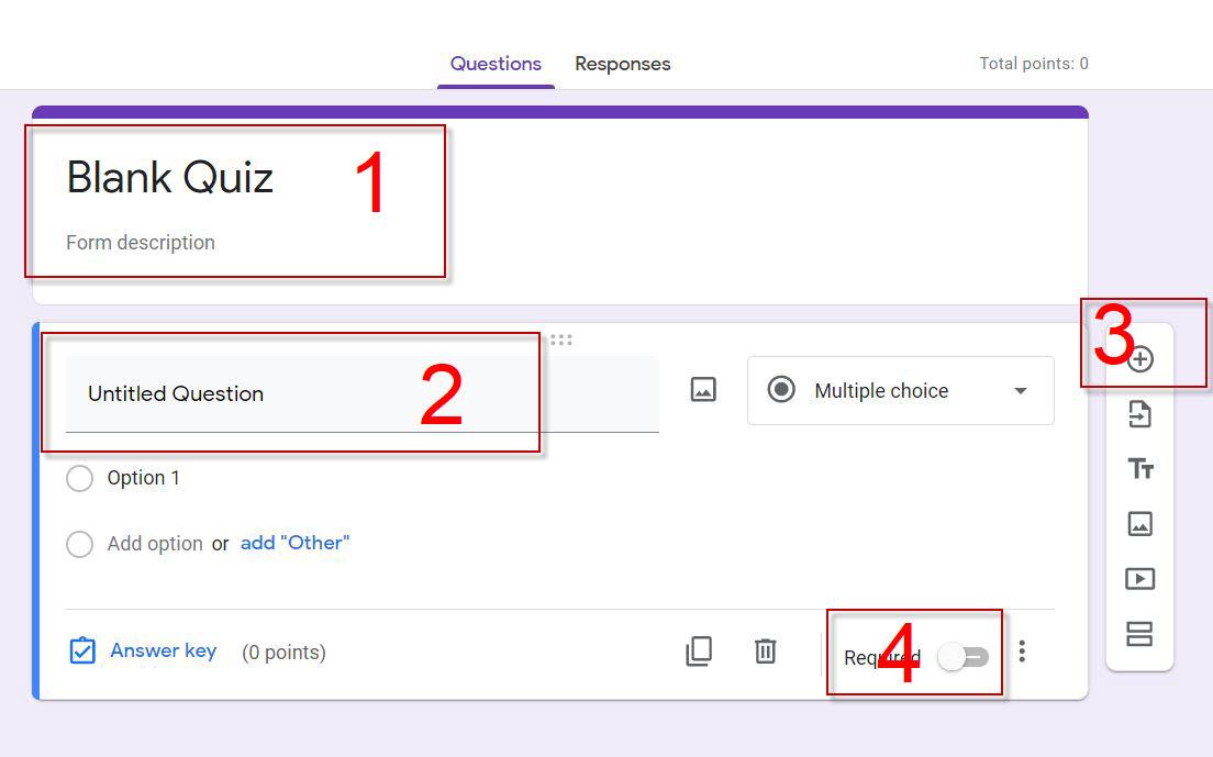Membuat Quiz dengan Classroom