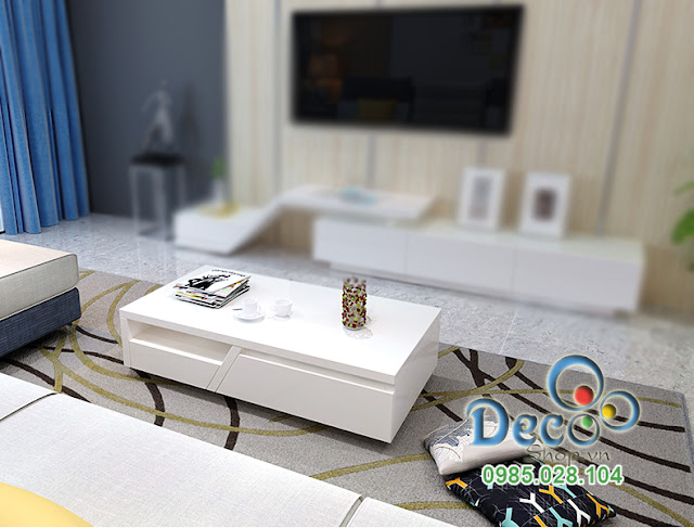 Bàn trà phòng khách Deco DT10