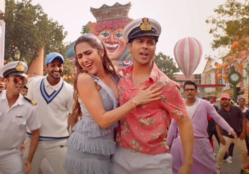 Coolie No. 1 2020 Movie Video Song   Watch Coolie No. 1 Film All Video - Varun Dhawan, Sara Ali Khan