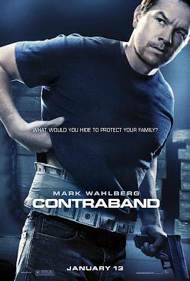 Filmen Contraband med Mark Wahlberg i en av huvudrollerna