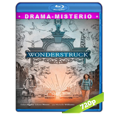 Wonderstruck El Museo De Las Maravillas (2017) BRRip 720p Audio Trial Latino-Castellano-Ingles 5.1