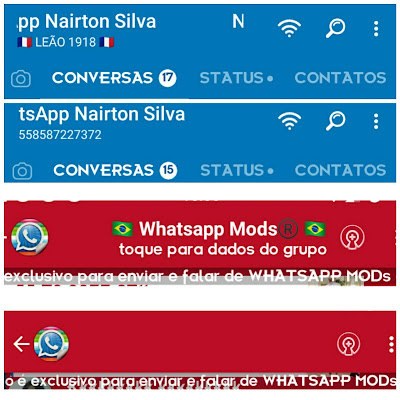 Download NS Whatsapp v6.67 - Atualizado 2018