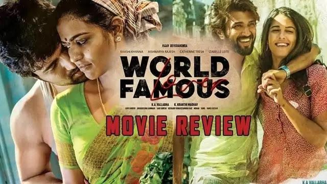 World Famous Lover Movie Review of Vijay Deverakonda Film – Uslis