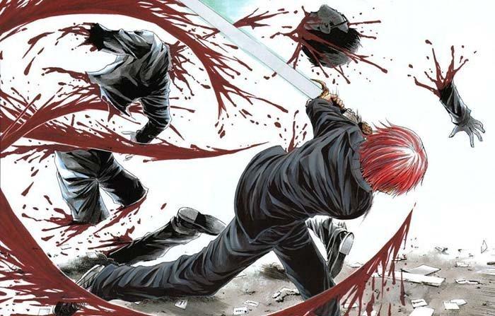 Tokkou OSR 10 Daftar Anime Bertema Zombie Paling Seru