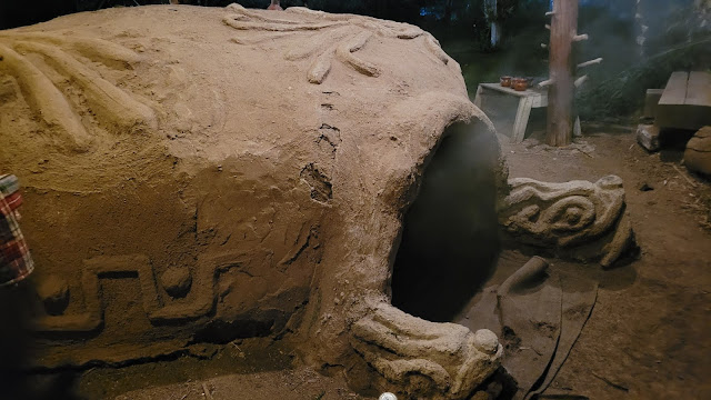 Temazcal experience in Mexico City