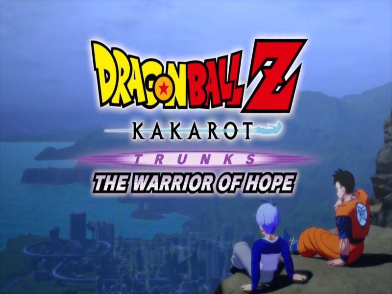 Download Dragon Ball Z Kakarot Trunks The Warrior of Hope Game PC Free