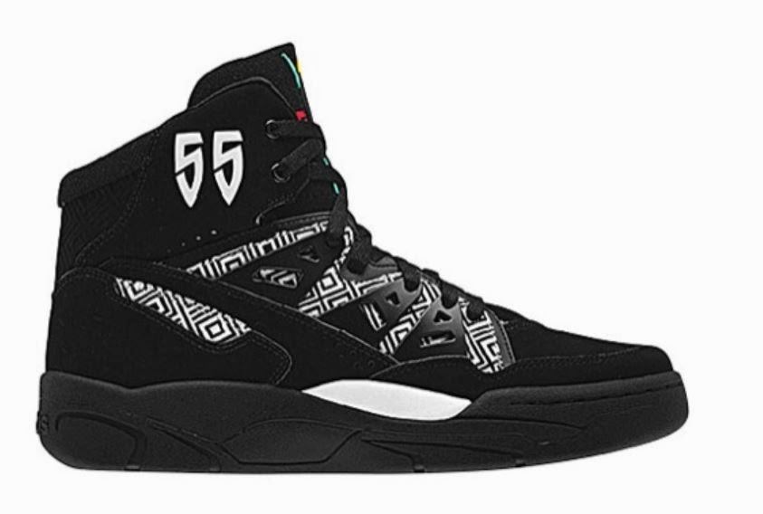 size 40 480bd 8db87 The Adidas Originals Mutombo Black White Retro Sneaker is Available Now  HERE and backup link HERE , these are soooo Awesome! Peep a Review From DJ  Delz on ...