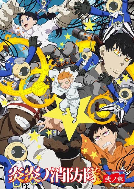 Anime Enen no Shouboutai Season 2 Memasuki Arc Baru!