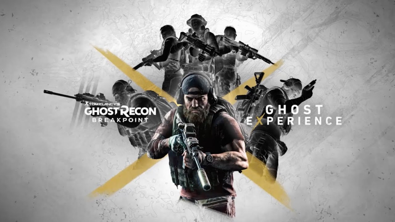 Ghost Experience Update For Ghost Recon Breakpoint Coming Next Week