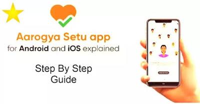 Aarogya Setu Mobile App: How to use Aarogya Setu App ?