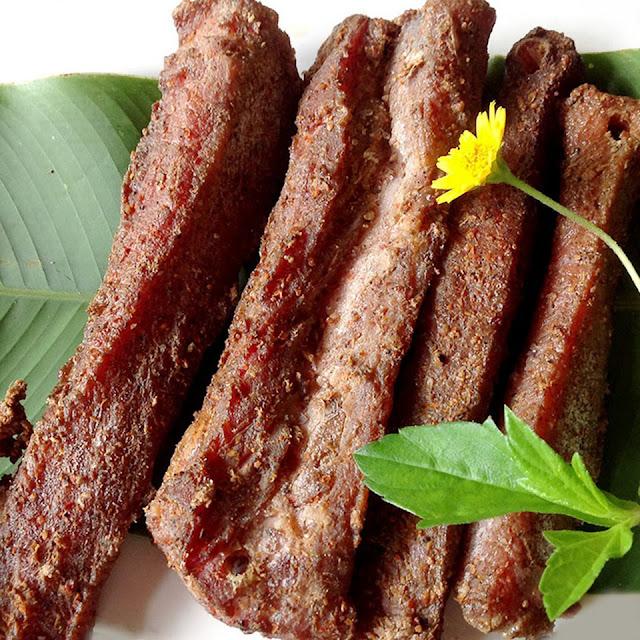Thịt xông khói